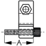 Kayak Foot Brace Cable Adjuster Kit 2