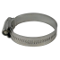 316 SS Premium Solid Band Hose Clamps 2