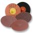 361F Roloc Cloth Grinding Discs - TR 1