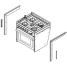 Trim Kits - for All Standard Height Gas Stoves 2