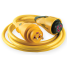 30 Amp 125V EEL ShorePower Cordsets - Yellow 7