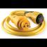 30 Amp 125V EEL ShorePower Cordsets - Yellow 8