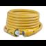 50 Amp 125V EEL ShorePower Cordsets - Yellow 1