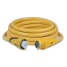 50 Amp 125/250V EEL ShorePower Cordsets - Yellow 1