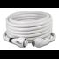 50 Amp 125/250V EEL ShorePower Cordsets - White 1