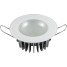 """2-1/2"""" Mirage Recessed Mount Polished Stainless Steel LED Down Light 2"""