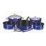Magma 10 Piece Nesting Cookware - A10-366-2 7