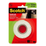 Scotch Indoor Mounting Tape, 1in x 50in