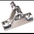 Deck Hinge Fittings - Angle Base & Concave Base