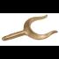 Oarlock and Socket - Brass 1
