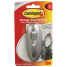 Command Traditional Plastic Hook - Adhesive Backed 2