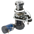 VWC 1500 Capstan All-Chain Vertical Windlass - with Integral Chainpipe 2