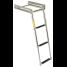 Garelick Under Platform Sliding Ladder, 3-Steps 1