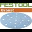 Granat Abrasives & Sandpaper for ES, ETS & RO 1