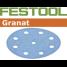 Granat Abrasives & Sandpaper for ES, ETS & RO 6