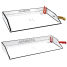 Bait-Filet Mate Serving-Cutting Tables - 2 Sizes 1