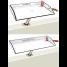 Bait-Filet Mate Tables - 2 Sizes 1