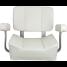 Deluxe Captain's Seat - White 2
