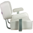 Deluxe Captain's Seat - White 5