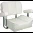 Deluxe Captain's Seat - White 1