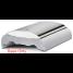 Sphaera Rub Rail Standard Base w/ Lip Only - White 3