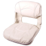 Low Back All-Weather Boat Seat & Cushion Combo - White 1