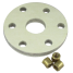 Hull Curvature Mounting Pads for Flanged Seacocks 3