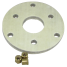 Hull Curvature Mounting Pads for Flanged Seacocks 2