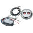 Digital Stainless Waterproof Switches - Dual-Function w/ Rotating Guard Top 3