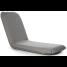 Classic Large Comfort Seat - Gray