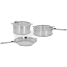 7-Pc Strate Stainless Steel Cookware Set 2