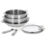 7-Pc Strate Stainless Steel Cookware Set 1