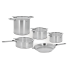 13-Pc Stainless Steel Cookware Set 2
