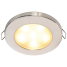 "EuroLED 95 3-3/4"" LED Recessed Down Light - Warm White, Stainless Bezel 1"