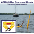 MOM 8-S Man Overboard Module - Pull to Inflate 5