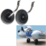 Wheel-a-Weigh Extra Duty Launch Wheels 2