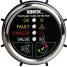 Propane Detector - Round with Sensor & Valve Control 2