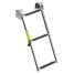Garelick Compact Telescoping Transom Ladder, 4-Steps 4