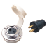 Polarized Cable Outlet 12-Volt
