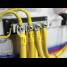 "PowerBar 600 Ampere Bus Bar - Four 3/8""-16 Studs 2"