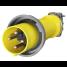 100A 125/250V PLUG (MALE)
