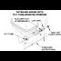 Cable Gard - Outboard Engine Tilt Tube Seal Kit 3