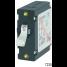 AC/DC Double Pole Circuit Breakers, 15A Black