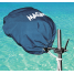MARINE BBQ COVER ROYAL BLU