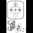 Series 44 LED Navigation Light - Installation Diagram