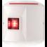 Series 44 LED Navigation Light - Port, White Housing