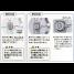 al2 of Asano Metal Industry 125 mm AK Single Block Type 3-A - Swivel, Becket