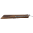 side of Cristel Wooden Long Handle