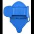 "back sheath of Cuda 1.5"" Titanium Bonded Rescue/Safety Knife"
