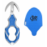 "with sheath of Cuda 1.5"" Titanium Bonded Rescue/Safety Knife"